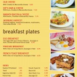 New breakfast Menu @ Uno Bar & Grill in Condado!
