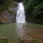 La Mina Water Fall, Luquillo